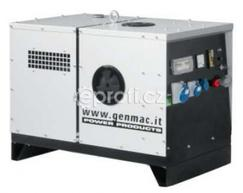 Genmac Work Handy G 10 LSM